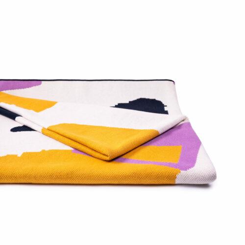 Graffiti Blanket